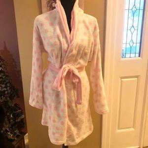 fuzzy robe